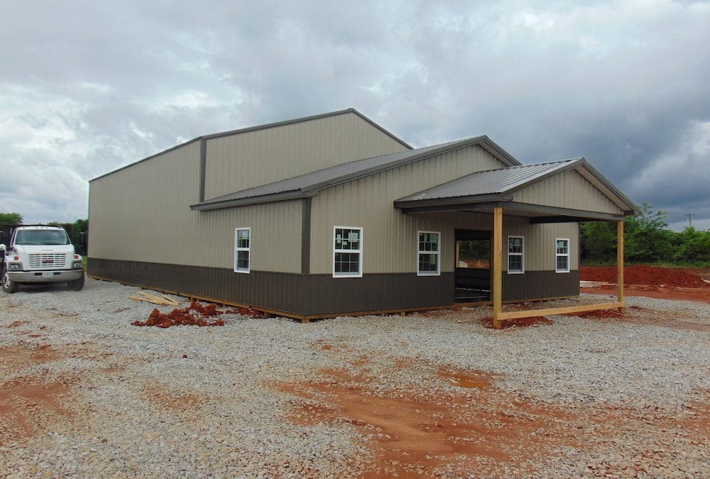 3 Reasons to Use Post Frame Construction for Your Commercial Building