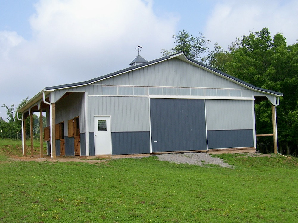 Equestrian   Stable-1