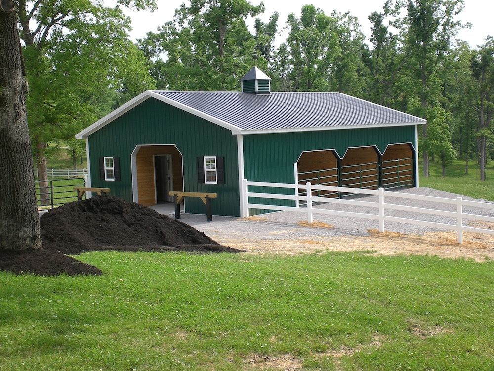 Equestrian   Stable-3