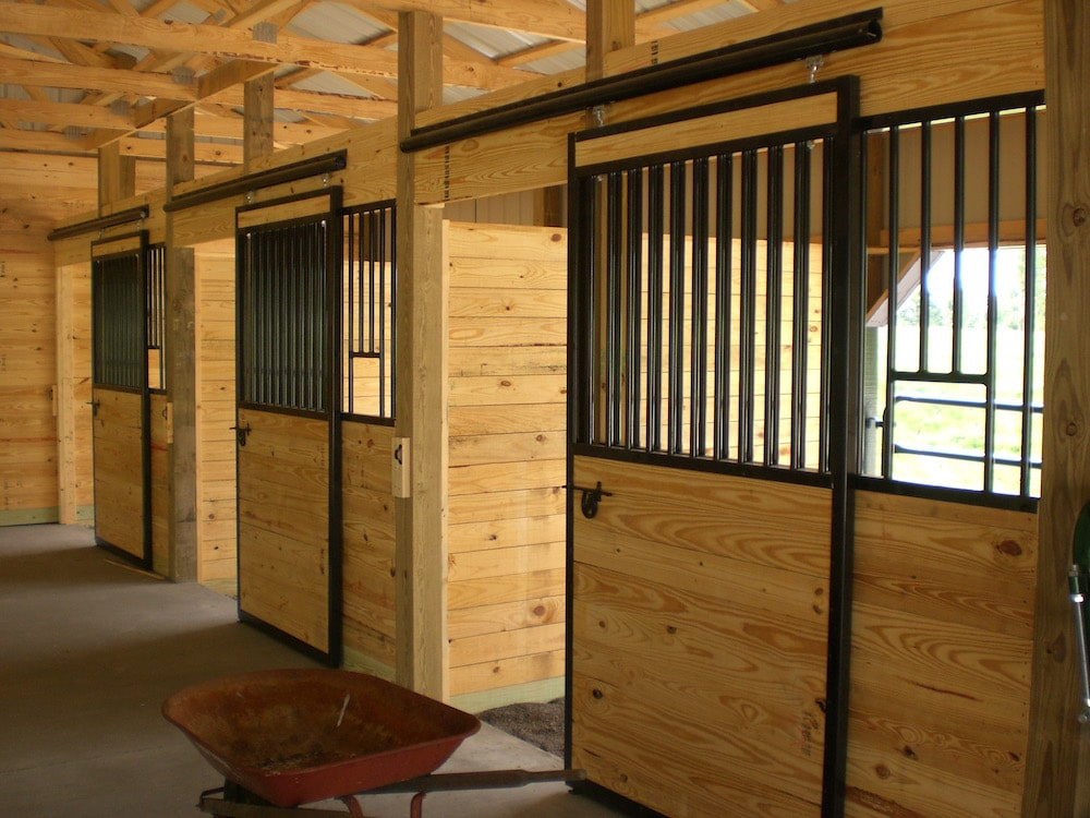 Equestrian | Stable-4