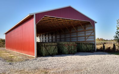 Are Pole Barns Less Expensive Than Metal Buildings?