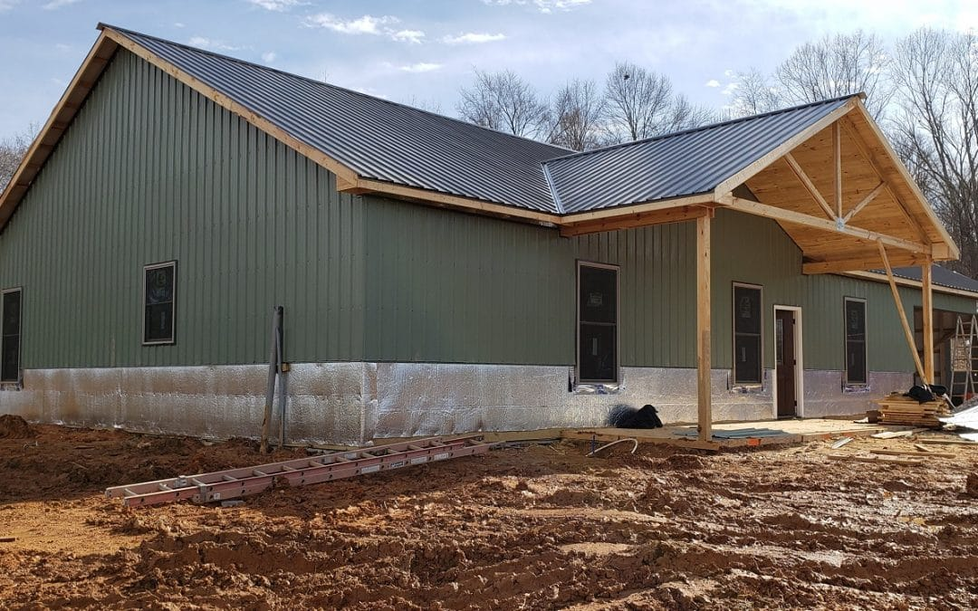 How Much Does it Cost to Build a Pole Barn?