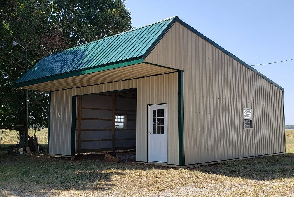How Long Does It Take to Build a Post-Frame Garage?