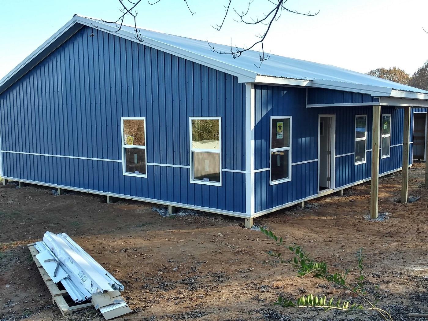 Keystone Portfolio – Barndominium Build