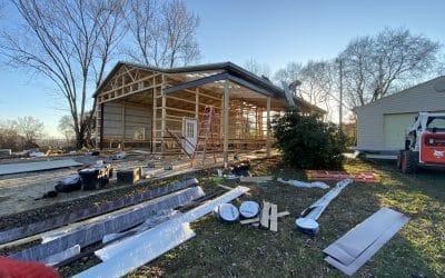 Can I Build My Own Pole Barn Garage?