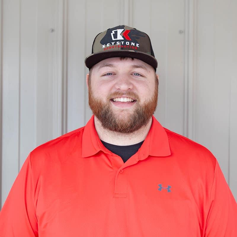 Justin Harris - Yard Manager